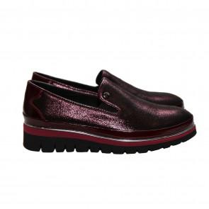 Туфли женские BURGUNDY