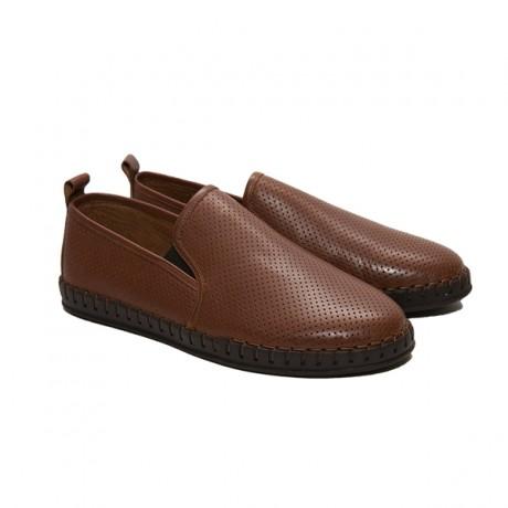 Туфлі чоловічі BROWN